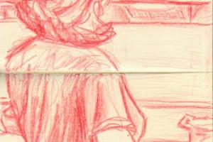 Sketchbook (I like crayons!)