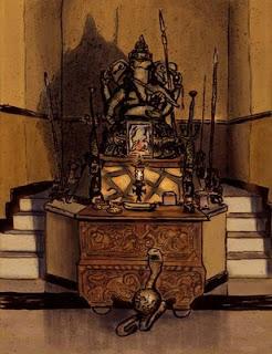 Balinese Ganesha Temple