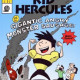 Kid Hercules: Cover draft