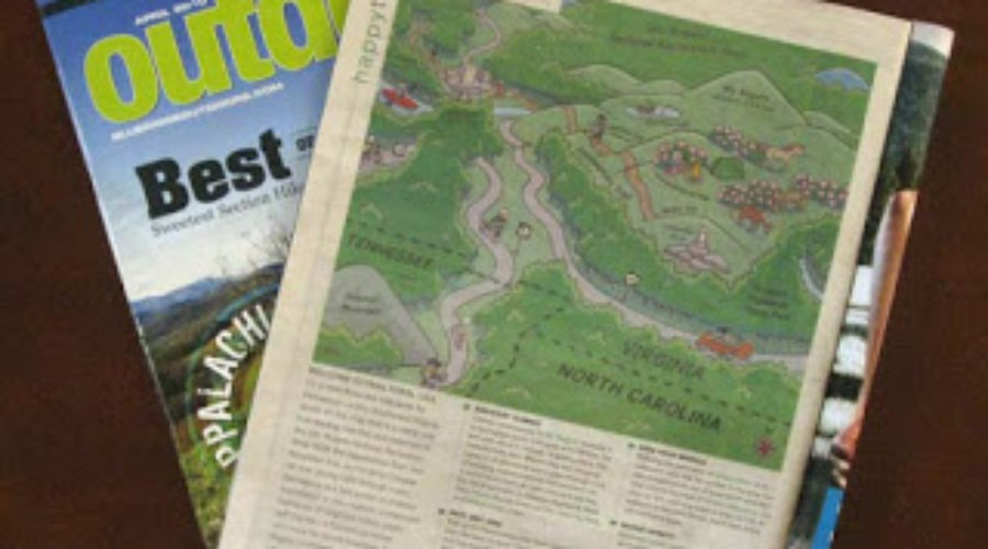 Maptastic! Double the Maps, Double the Outdoorsy Info!