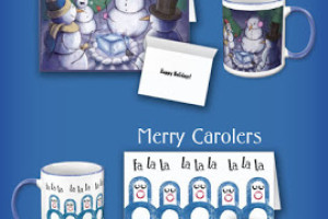 Christmas Cards and Mugs Now Available