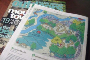 Latest Maps for Blue Ridge Outdoors