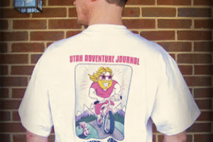 Utah Adventure Journal Racing Team T-Shirt