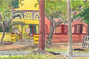 India 2013 Sketchbook