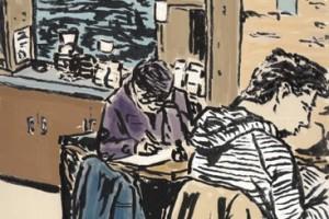 Urban Sketchers 3