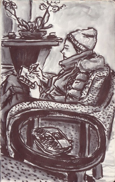 Jessie Chapman at the Omni Hotel by Scott DuBar
