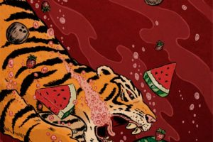 Tiger's Blood In Stores Now!