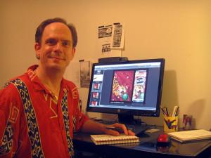 Illustrator Scott DuBar