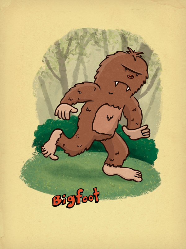 Day 05 Bigfoot 01