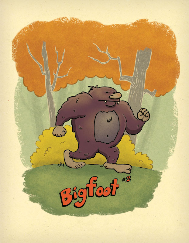 Day 05 Bigfoot 02