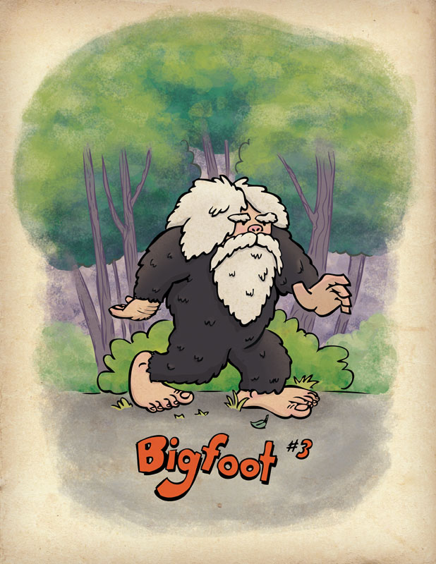 Day 05 Bigfoot 03