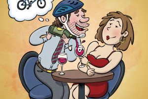 How To Convince Your Wife You Need A New Bike