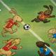 Bunny Soccer Team