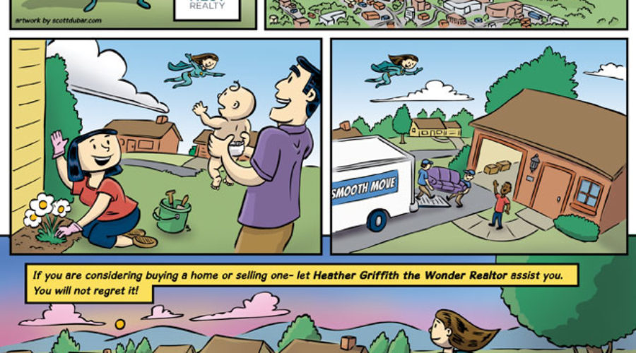 Wonder Realtor Part 4 | Client: Nest Realty
