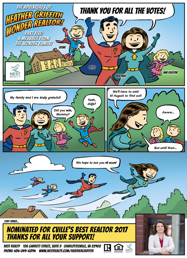 Wonder Realtor Part 5 | Client: Nest Realty | Scott DuBar