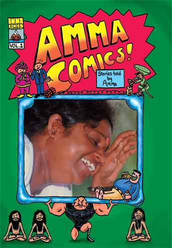 Amma Comics vol 1 illustrated by Scott DuBar