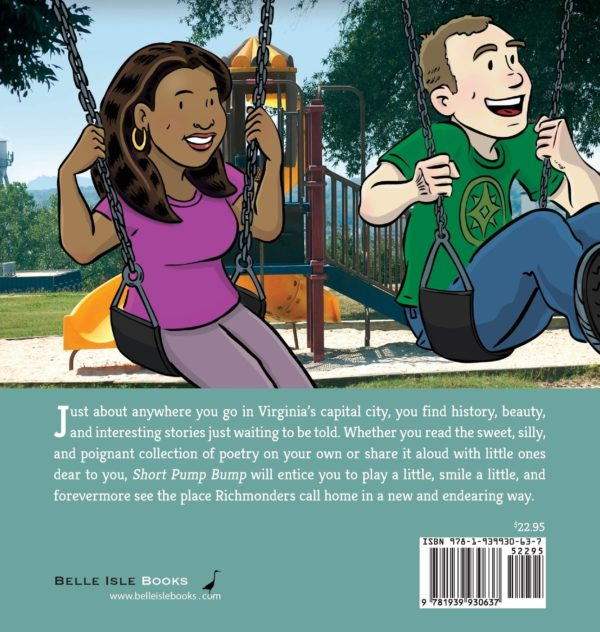 Short Pump Bump | written by Angie Miles, illustrated by Scott DuBar