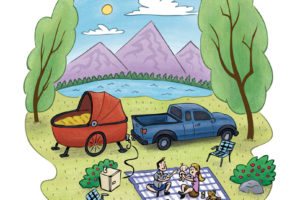 Camping Compromise | Client: Utah Adventure Journal