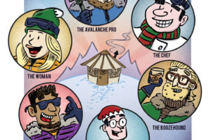 Hut Trip Hit List | Ascent