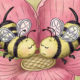 Kissing Bees
