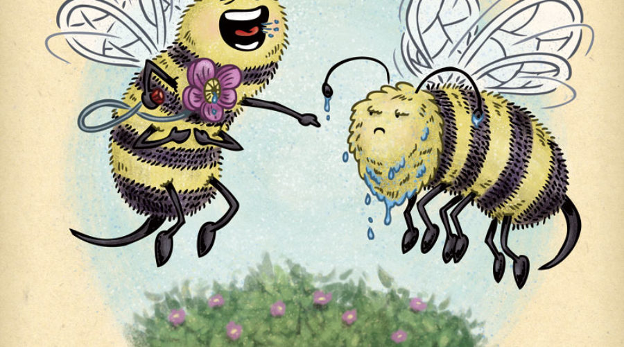 April Fool's Bee