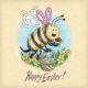 Happy Easter Bee