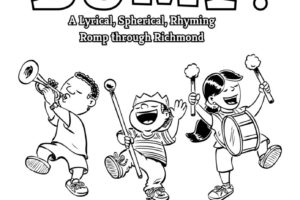 Short Pump Bump! Coloring Booklet