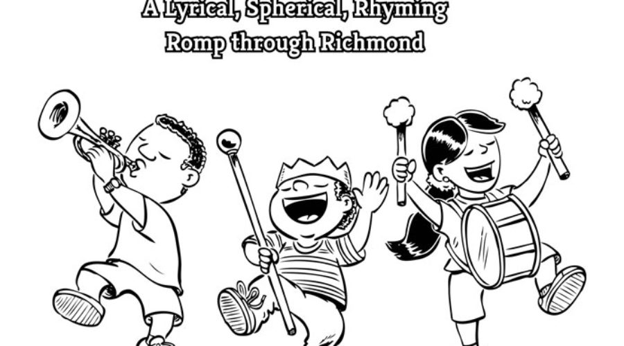 Download A Free Short Pump Bump! Coloring Booklet